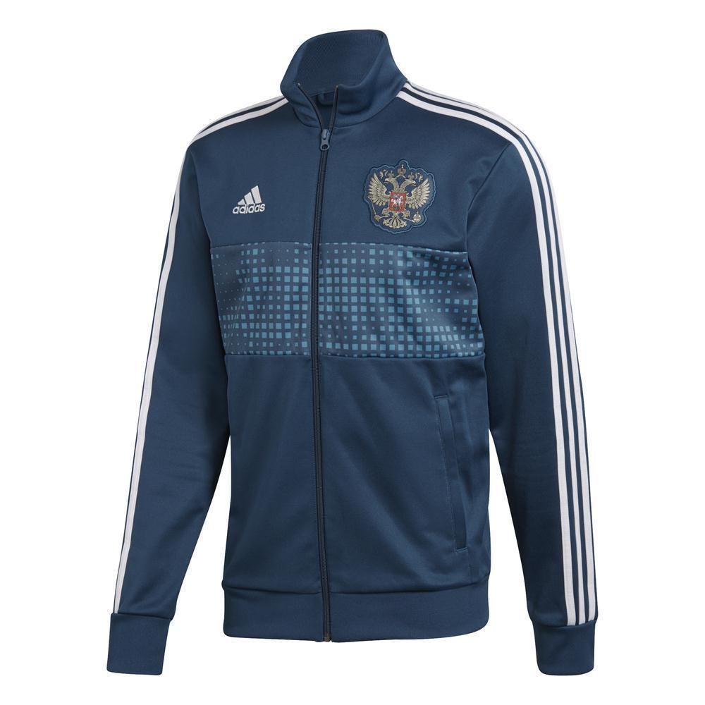 Adidas Campera Hombre - Selección de Rusia 2018 - megasports ff6e934ed29c