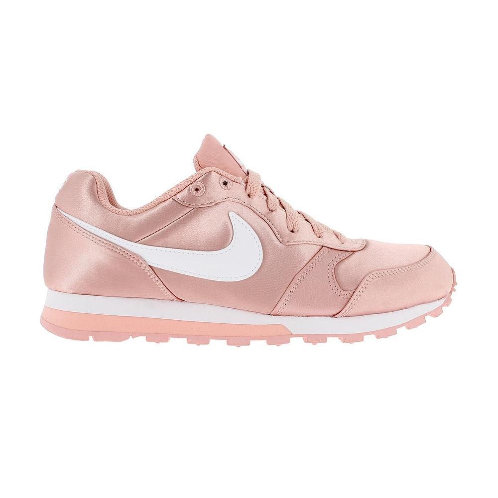 Nike Zapatillas Mujer - MD Runner 2 Coral - megasports 5ed5a1a12cb10