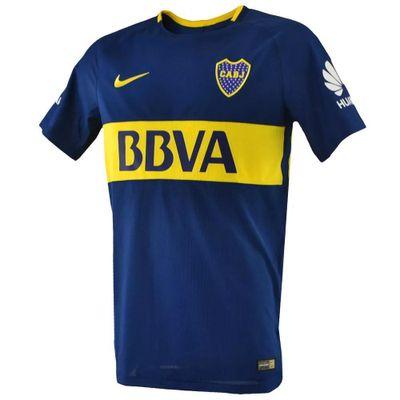 d4b7ffefa95a2 Nike Camiseta Titular - Boca Juniors 17 18 MATCH - megasports