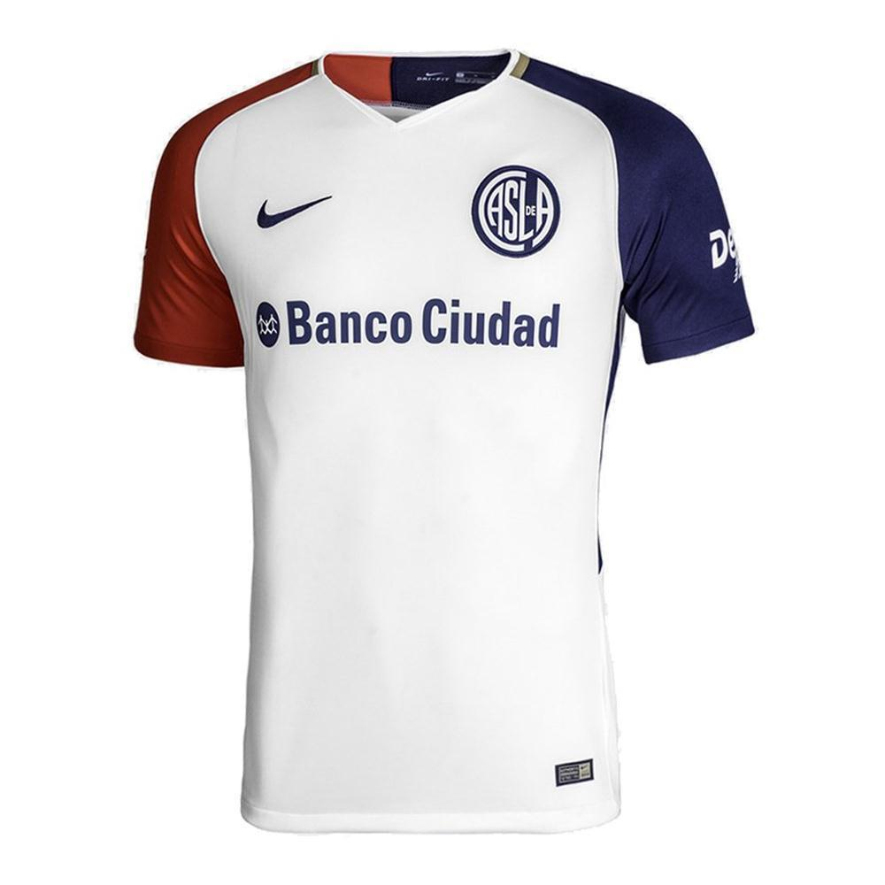 Nike Camiseta Alternativa - San Lorenzo de Almagro 2018 - megasports 5e26b540597ac