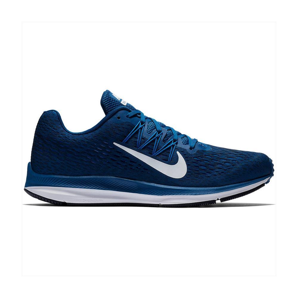 Nike Zapatillas Hombre - Zoom Winflo 5 Gym Blue - megasports 2d16747a8a7d0