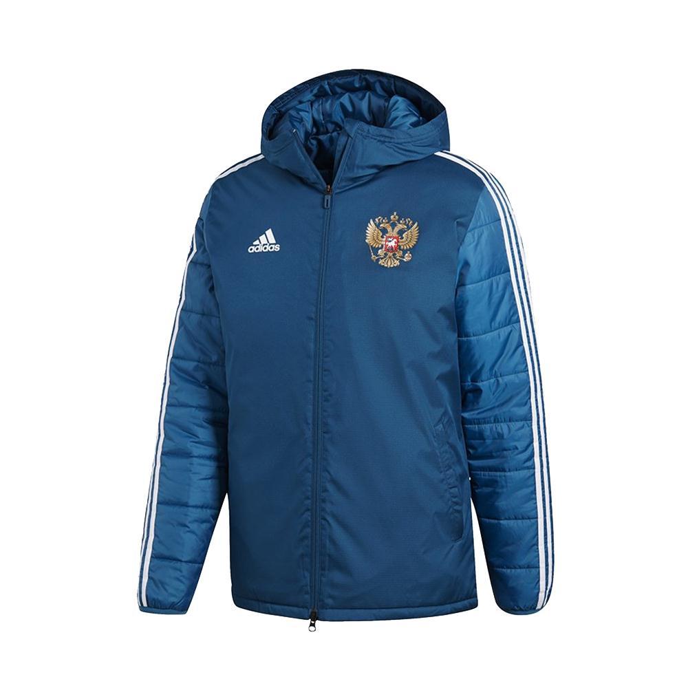Adidas Campera Hombre - Selección de Fútbol Rusia 2018 wc - megasports ced87adfe3e