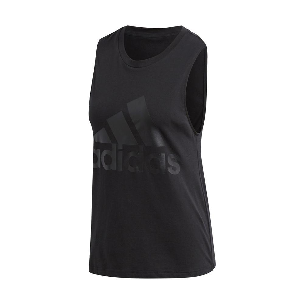 bae7f1b2b Adidas Musculosa Mujer - Essentials Logo - megasports