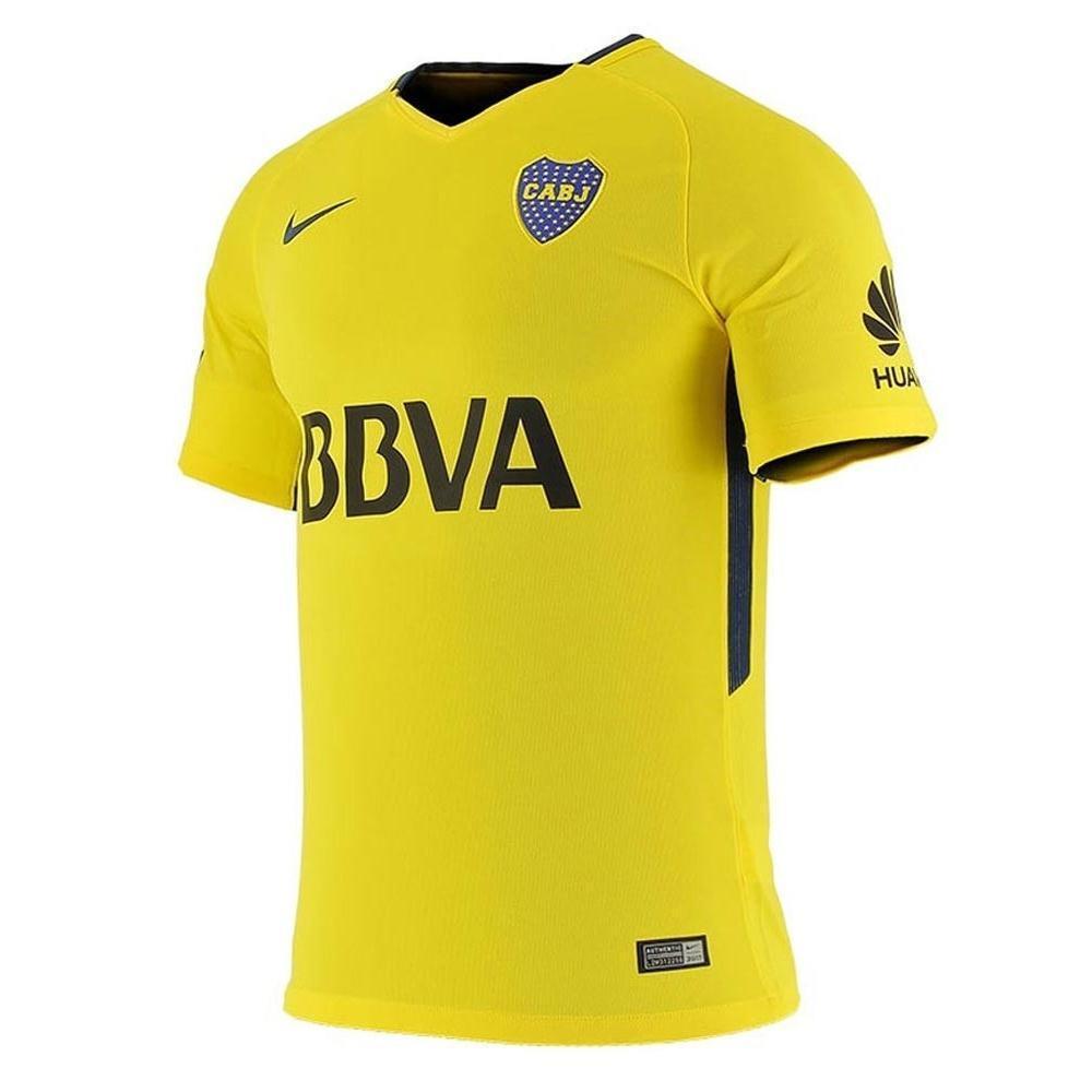 2cd4c08711f72 Nike Camiseta Alternativa - Boca Juniors 2017 18 Stadium - megasports