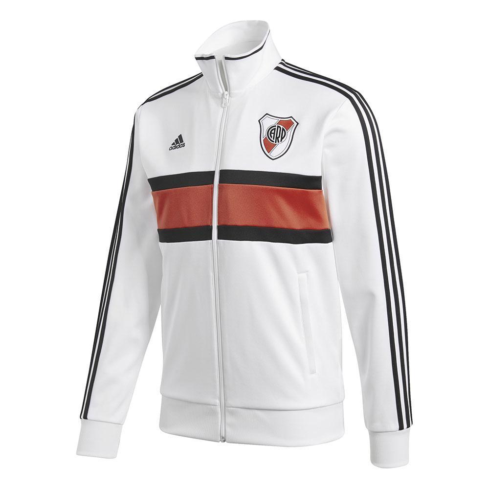 Adidas Campera Presentación - River Plate 3 stripes 2018 - megasports d255fcbd30ce8