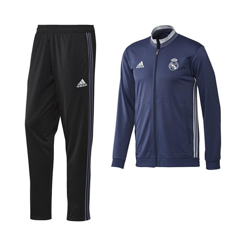 3329df1934a42 Adidas Conjunto Hombre - Real Madrid Presentation Suite 16 - megasports