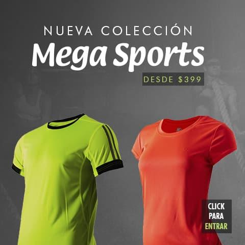 Coleccion Mega Sports