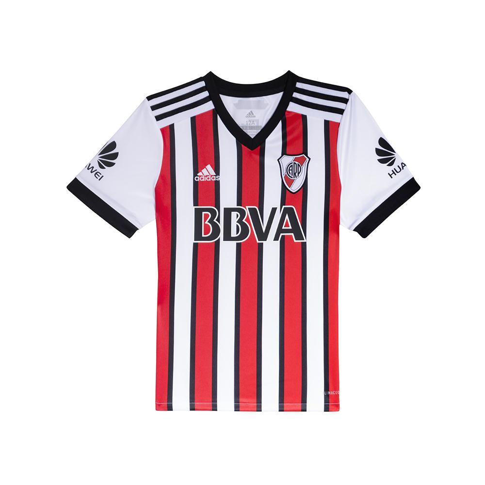 Adidas Camiseta Alternativa - River Plate KIDS 3rd 2018 - megasports e58c46b15c49a