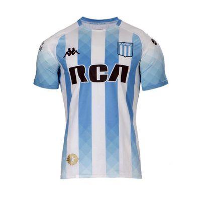 Kappa Camiseta Titular - Racing Club 19 - megasports a05a021e5fd27