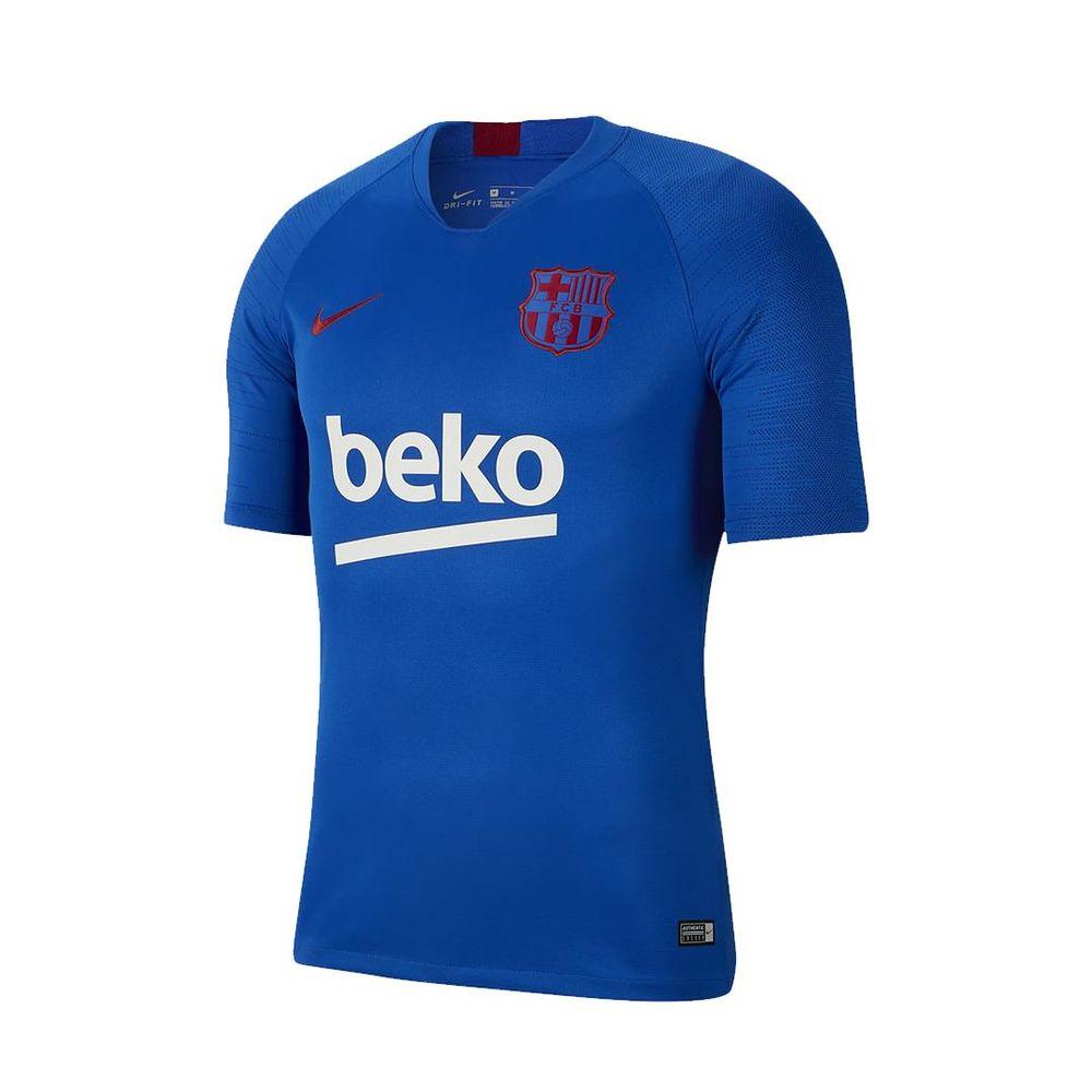 Nike Remera Hombre Breathe FC Barcelona Training Strike