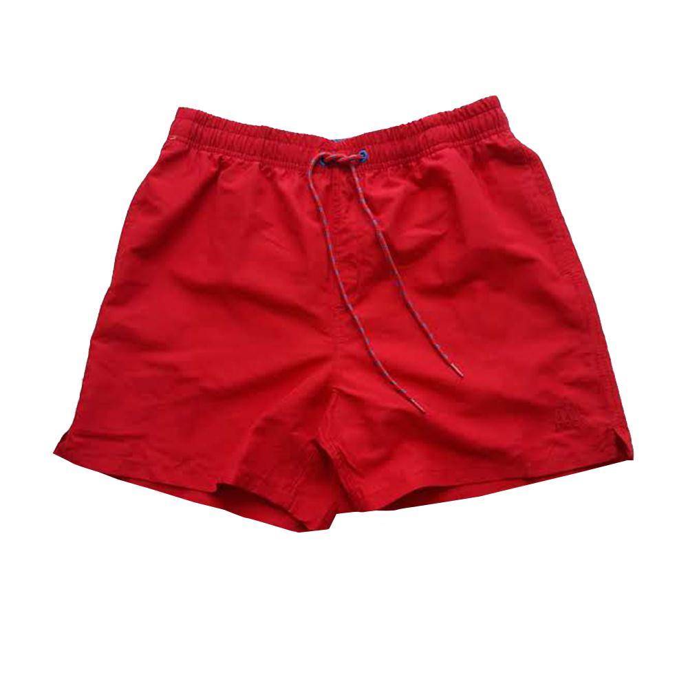 7dc6aaae07f2 Mega Sports short de baño - Rojo